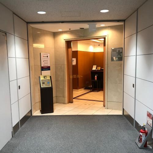 JAL 空港ラウンジ