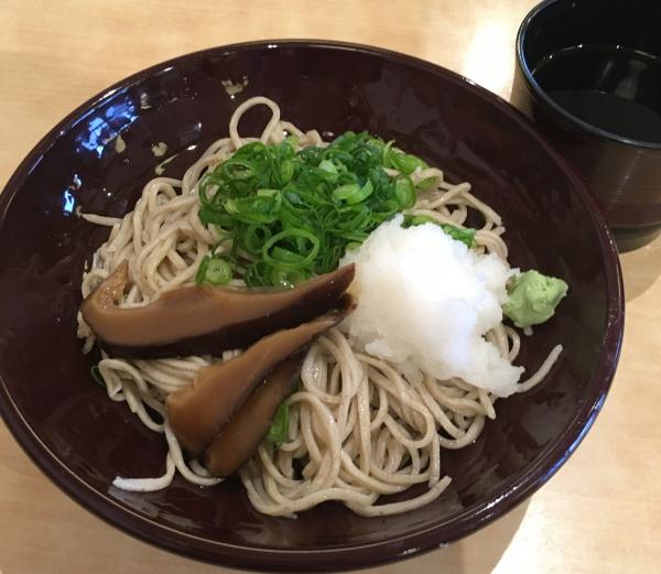 笠蕎麦アップ