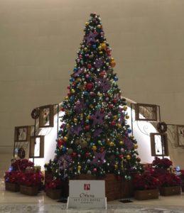浜松オークラクリスマスツリー