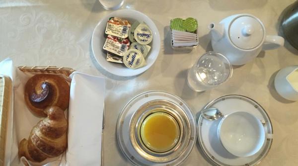 オークラ浜松朝食1