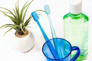 歯ブラシイメージ