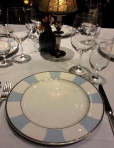 PRIME テーブルセッティング