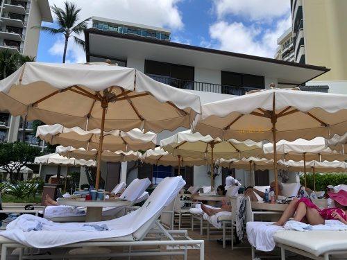 ハワイ ハレクラニホテル3