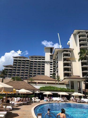 ハワイ ハレクラニホテル5