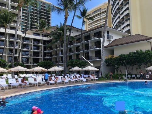 ハワイ ハレクラニホテル6