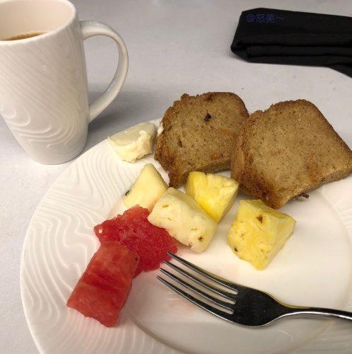 怒美〜(ドビー)のおつかい  United朝食