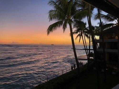 ハワイ ハレクラニホテル ラメール夕食4
