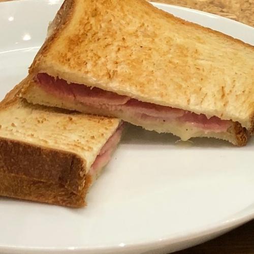 CAFE LEXCEL ハム&チーズ