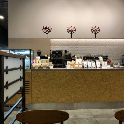 CAFE LEXCEL カウンター