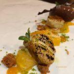 オールドコーストプリュス 柑橘類と伊勢茶のブリュレ