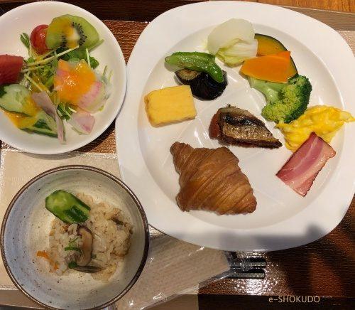 リッチモンドホテル福岡天神 朝食2