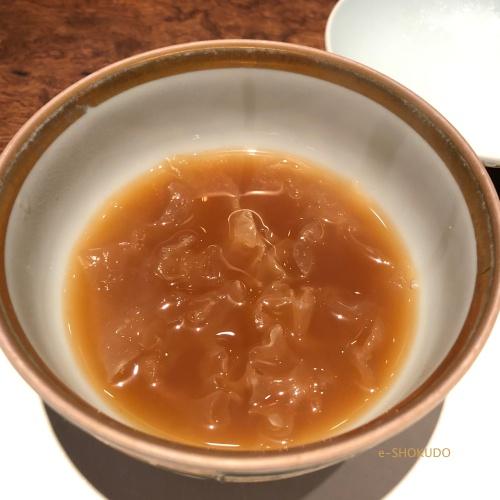 浜秀 椀もの すっぽんスープ2