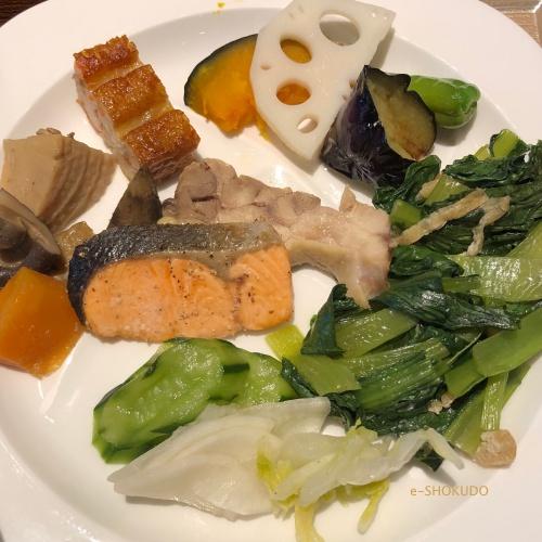 リッチモンドホテル福岡天神 朝食 和食2