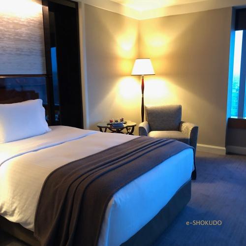 ザ・リッツカールトン東京 寝室