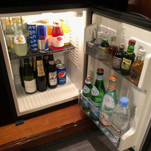 ザ・リッツカールトン東京 冷蔵庫
