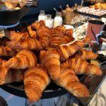 ザ・リッツカールトン東京 朝食のクロワッサン