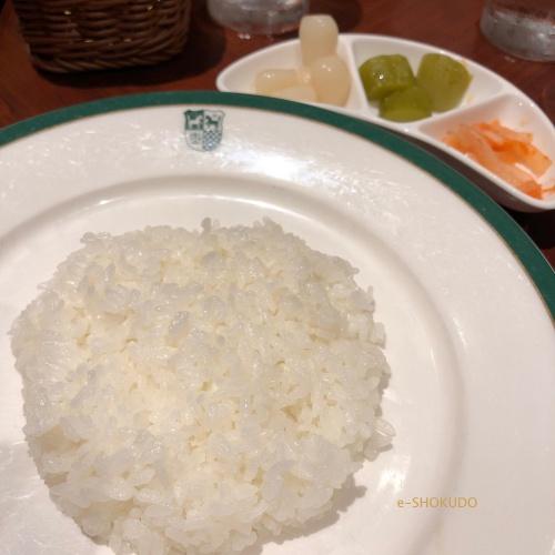 新宿中村屋 印度式カレー2