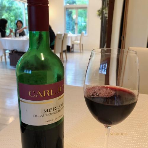 キュイジーヌ フランセーズ サンセリテ ノンアルコール 赤ワイン