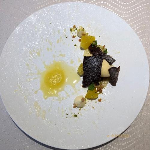 キュイジーヌ フランセーズ サンセリテ デザート