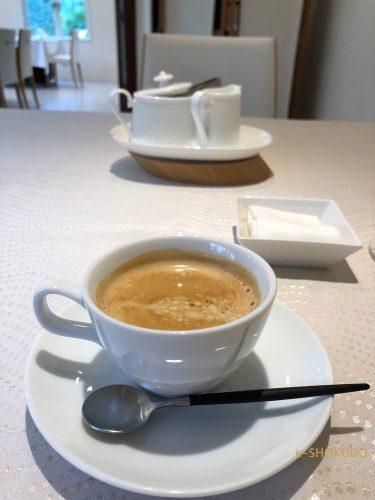 キュイジーヌ フランセーズ サンセリテ コーヒー