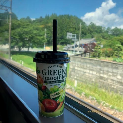 京都へ 電車の窓から