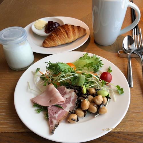 ヒルトン名古屋 エグゼクティブラウンジ 朝食4