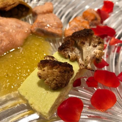 Shingi Koga 魚料理2