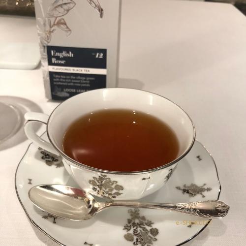 Shingi Koga ROSE紅茶