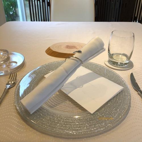 サンセリテ テーブルセッティング
