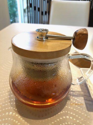 サンセリテ 紅茶ポット