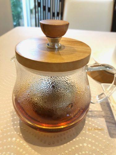 サンセリテ 紅茶ポット2