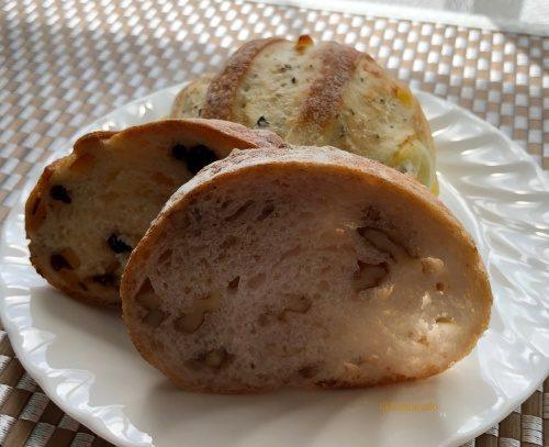 胡桃のパン