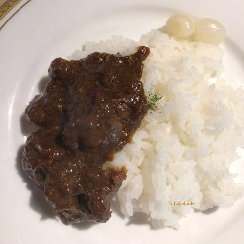 洋食 つばき カレーライス2