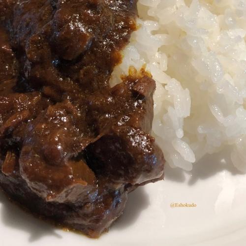 洋食 つばき カレーライス3