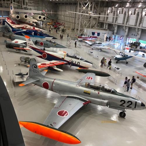 岐阜かがみがはら航空宇宙博物館 展示物2