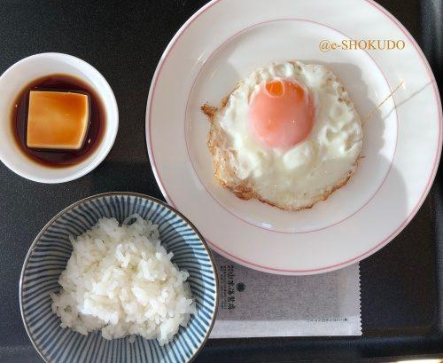ザロイヤルパークホテル東京汐留 ハーモニーでの朝食1