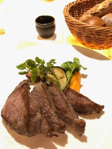 ザソサエティ パークホテル東京 料理