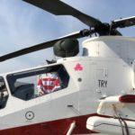 明野 航空祭 展示ヘリコプター3