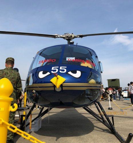 明野 航空祭 ヘリコープター5