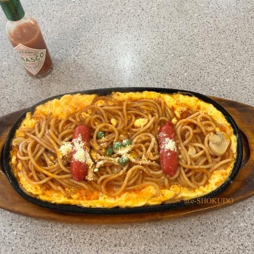 喫茶もり スパゲティ1