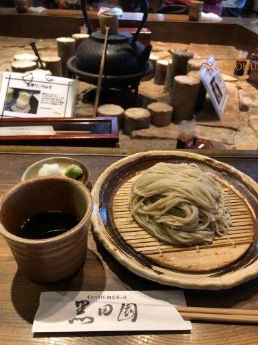 黒田園 蕎麦2