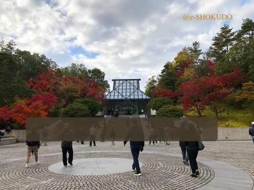 MIHO MUSEUM 本館外観