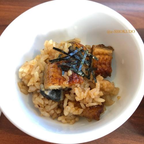 リッチモンドホテル浜松 朝食 うなぎご飯