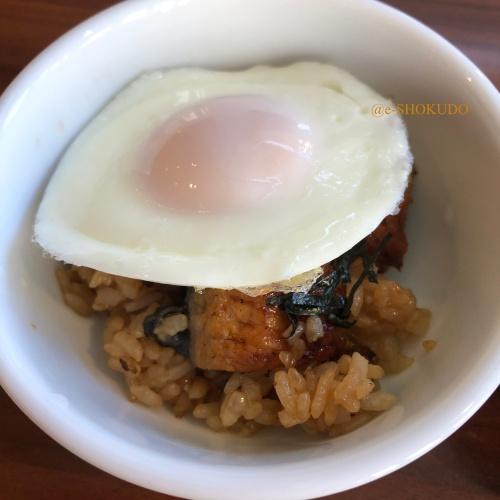 リッチモンドホテル浜松 朝食 うなぎご飯2