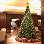 ザ・リッツ・カールトン大阪 クリスマスツリー