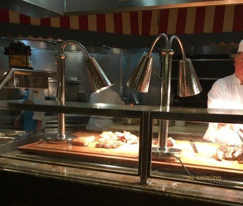 buffet肉カウンター2