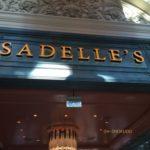 sadelle's看板