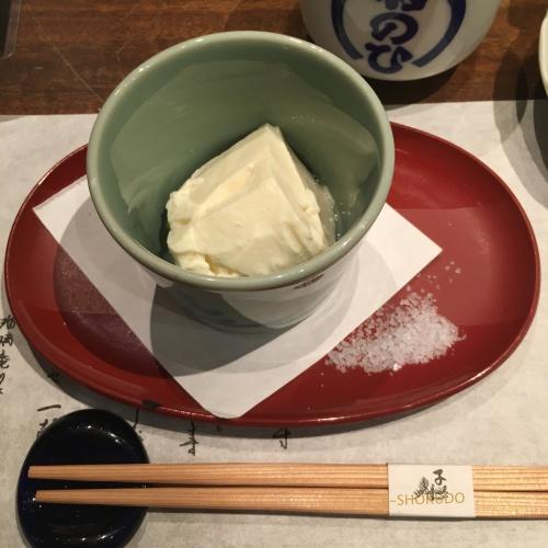 蔵人厨ねのひ 寄せ豆腐