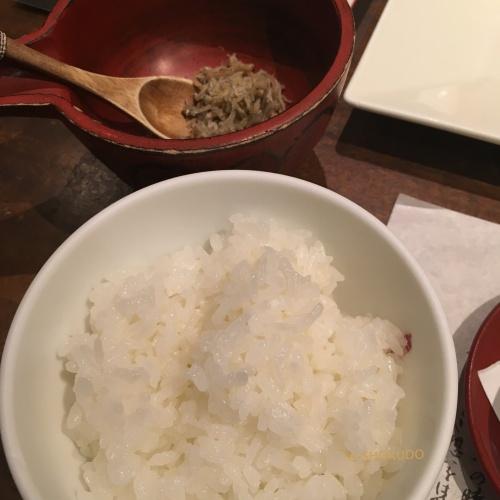 蔵人厨ねのひ ご飯
