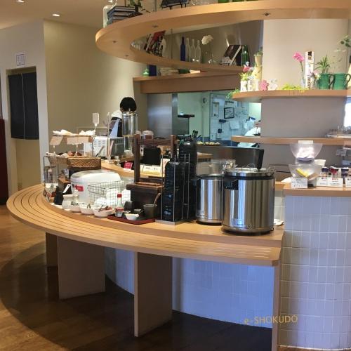 リッチモンドホテル浜松 朝食 ご飯とドリンクバー